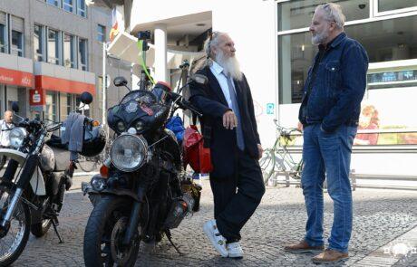Distinguished Gentleman's Ride in Frankfurt