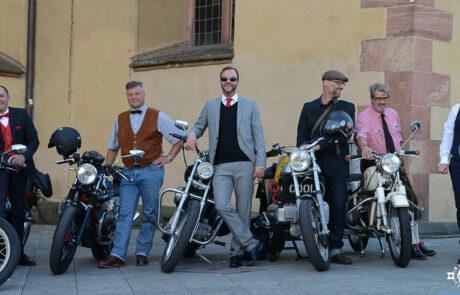 Distinguished Gentleman's Ride 2016 (Quelle: Nippon-Classic.de)