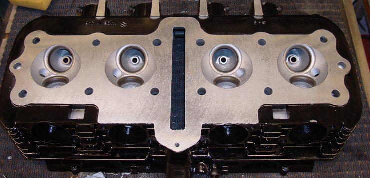 GS 750 Motor