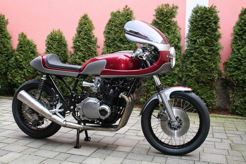 Cafe Racer Yamaha Rd