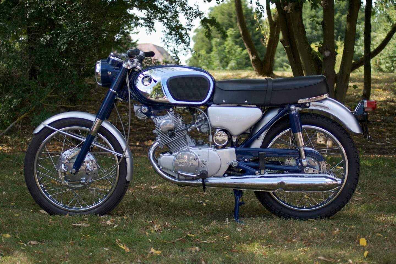 Honda CB160