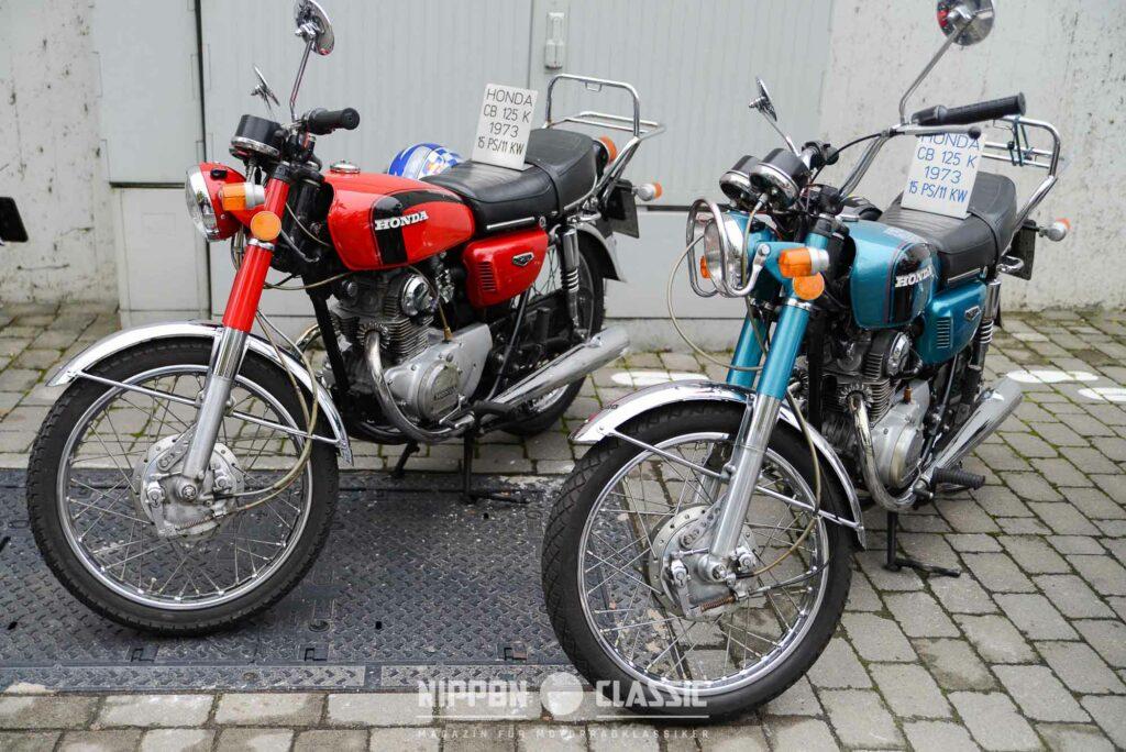 Honda CB 125 K5 von 1973