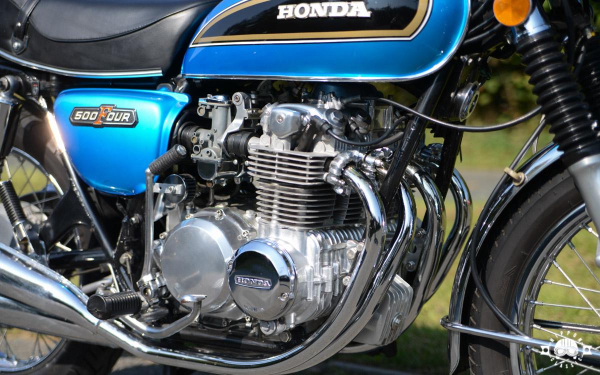 Honda CB 500 Four (1971 - 1978) - Bestseller im 500er Segement