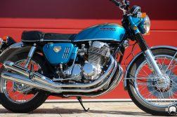 Honda CB 750 Four K0 – Eine besondere Schönheit von 1969