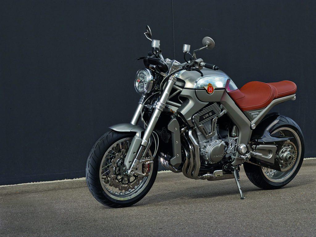 Wiederbelebung der Marke Horex mit Sechszylinder-Motorrädern