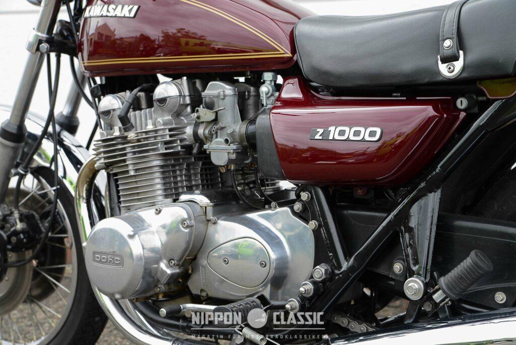 Genial konstruiert: Kawasaki Z1000