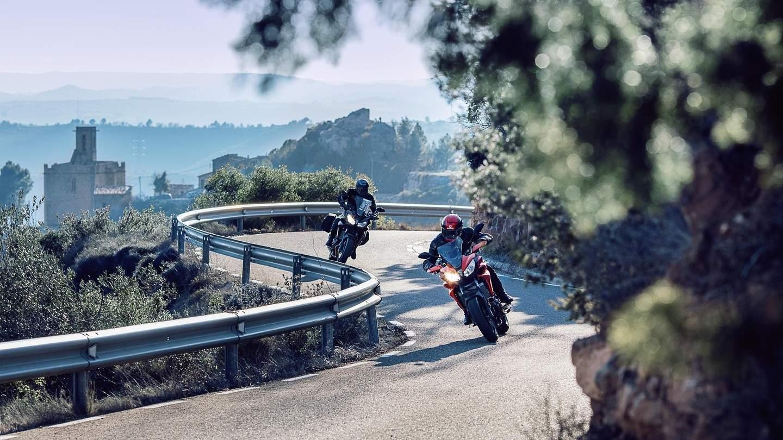 Yamaha Motorradreisen
