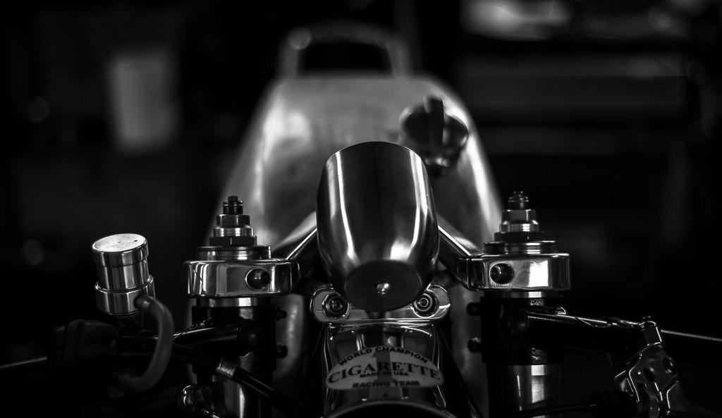 Plan B Motorcycles fertigte den Tank aus Alu selber (Quelle: Plan B Motorcycles)