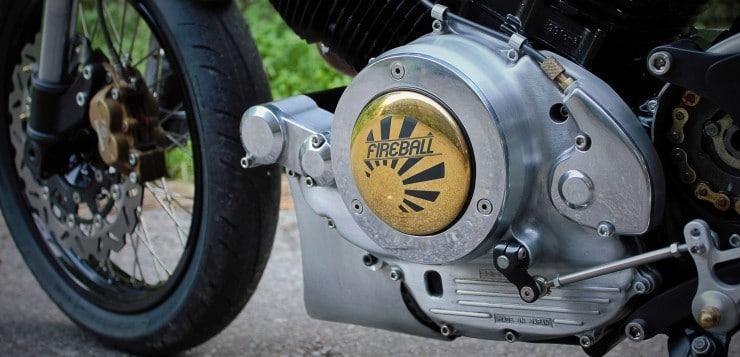 Yamaha TR1 'Fireball'