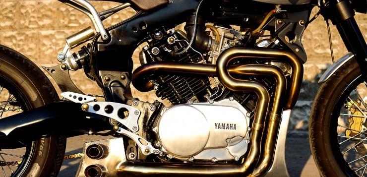 Custom Yamaha TR1 Fireball