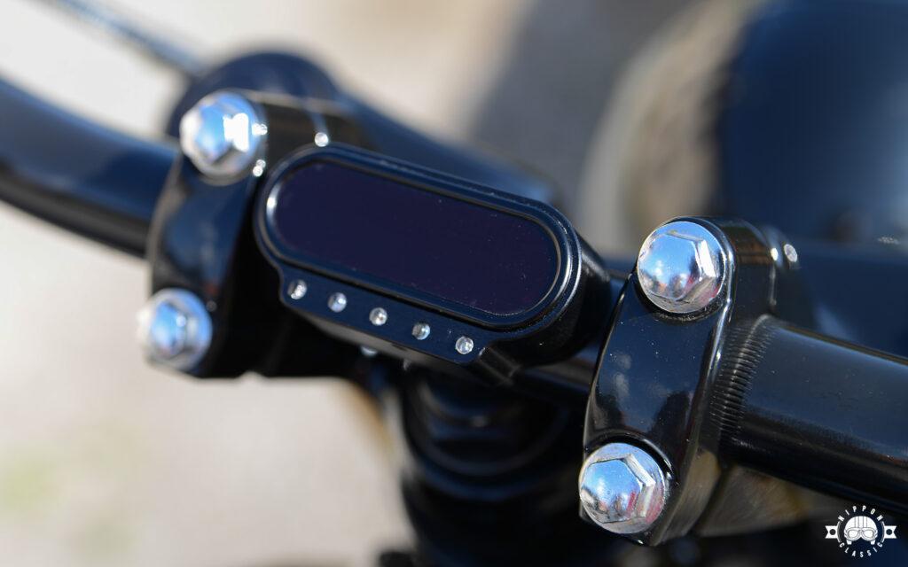 Zweirad Dötsch investierte in neue Elektronik und Instrumente von Motogadget