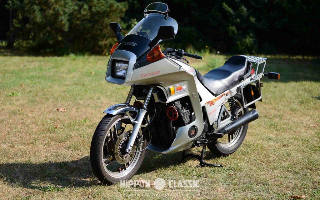 Die Yamaha XJ 650 Turbo war eine Reaktion auf die Honda CX 650 Turbo