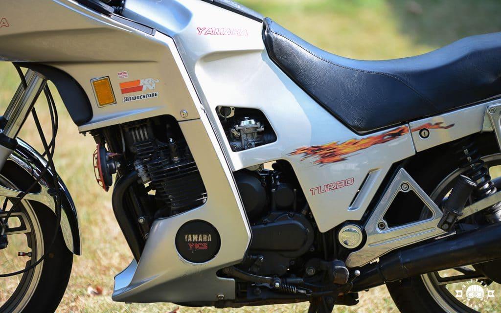 Yamaha XJ 650