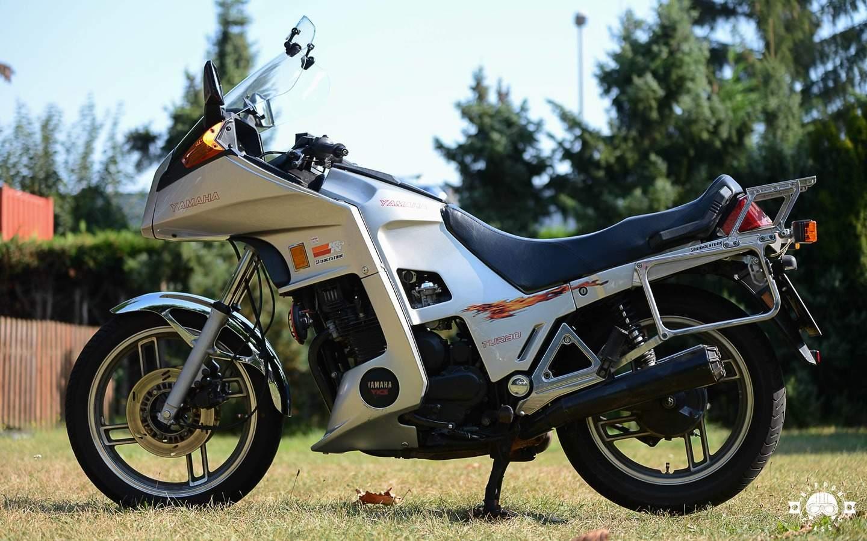 Yamaha xj 650 turbo 1982 84 das motorrad von morgen for Yamaha suzuki of texas