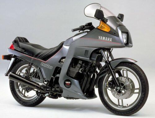 Yamaha XJ 650 Turbo – Das Motorrad von morgen schon heute