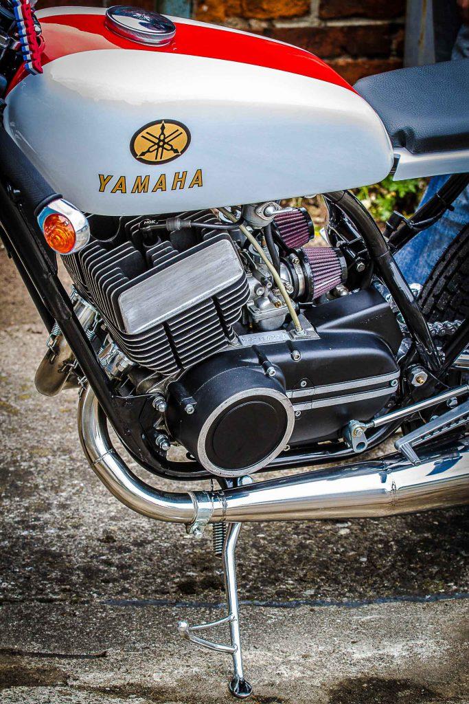 Yamaha Café Racer