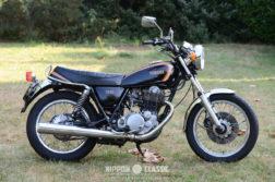 """Bei der Yamaha SR 500 steht """"SR"""" für """"Single Road"""""""