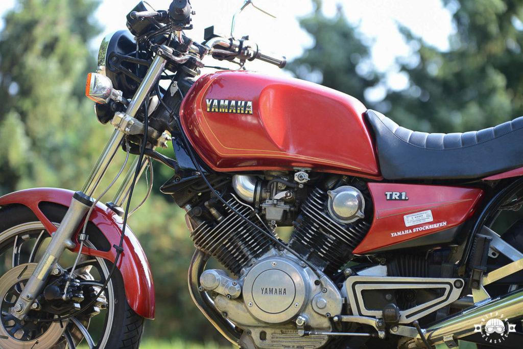 Yamaha positionierte die TR1 allerdings falsch