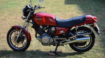 Die Yamaha TR 1 wurde von 1981 bis 1983 gebaut