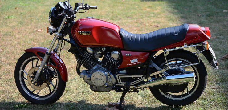 Yamaha TR1 – ein fast sportliches V2-Angebot aus Japan