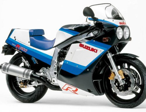 Suzuki GSX-R750 – Die Mutter aller Supersportler