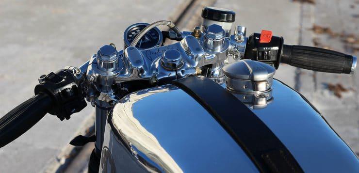 CB550 Four Café Racer
