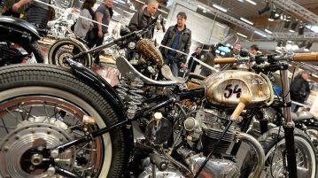 Custombike-Show vom 2.-4. Dezember 2016 in Bad Salzuflen