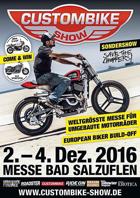 Custombike-Show 2016