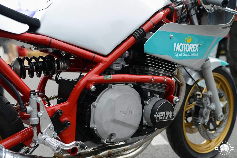 Harris-Kawasaki Z 1000 R von Schäfer Motorsport