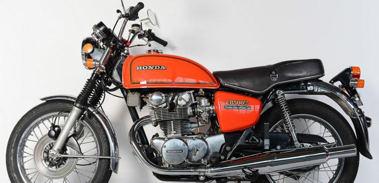 Das Konzept der Honda CB 500 T hat bis heute Bestand