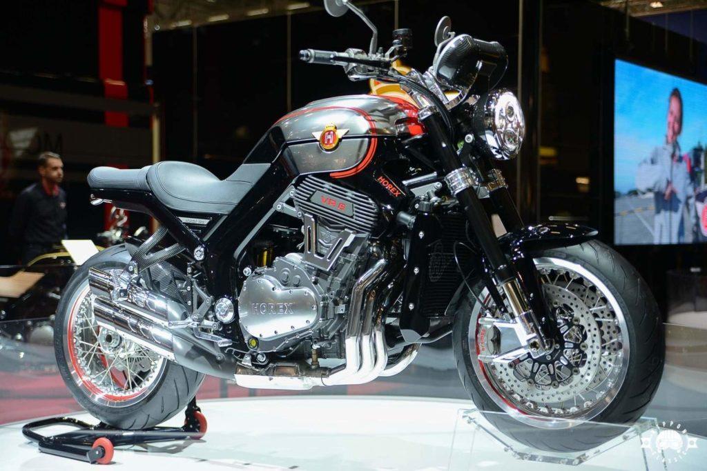 Die Horex VR6 lässt den Mythos der Sechszylinder-Motorräder weiter leben