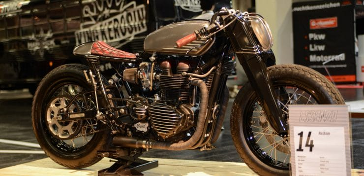 Triumph Forty