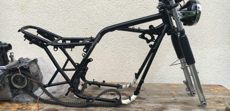 Kawasaki Z 440 LTD