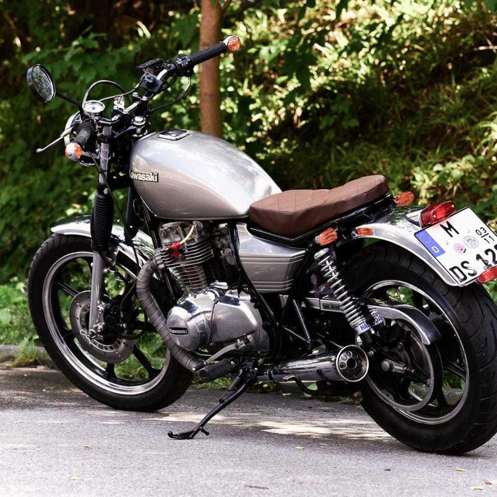 Kawasaki Ltd Cafe Racer