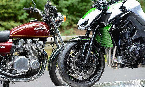 40 Jahre Kawasaki Z 1000