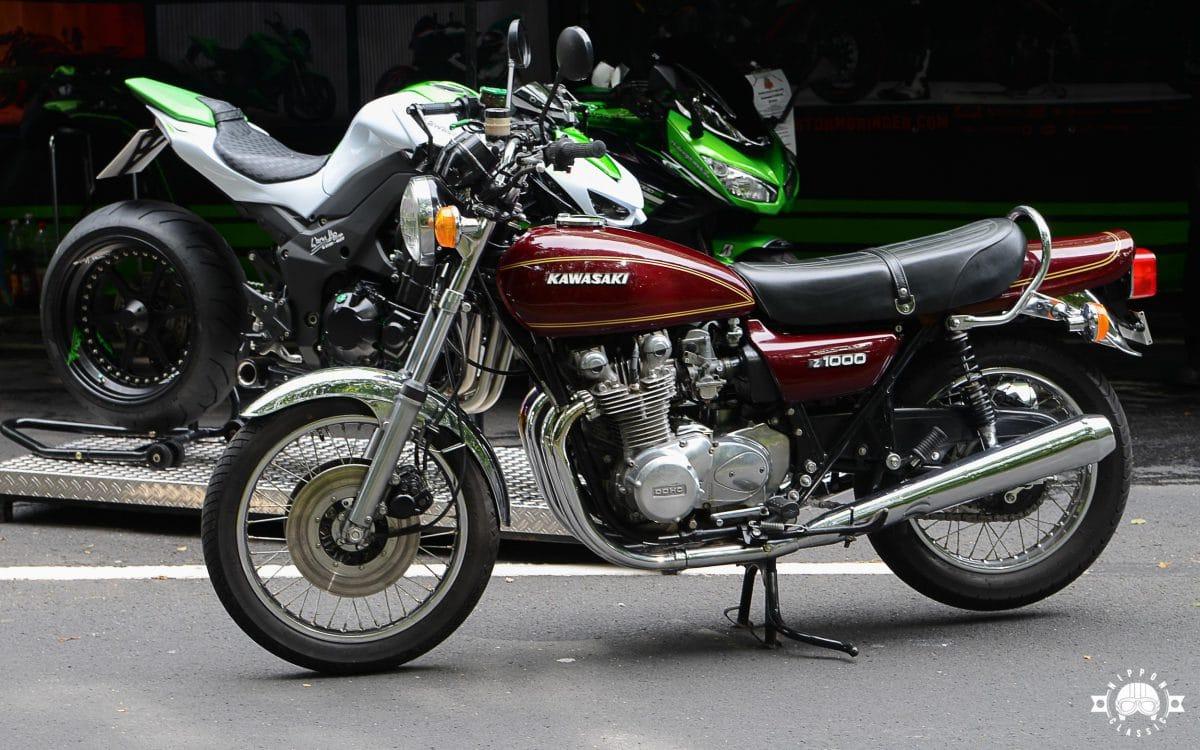 Yamaha Z Vs Z