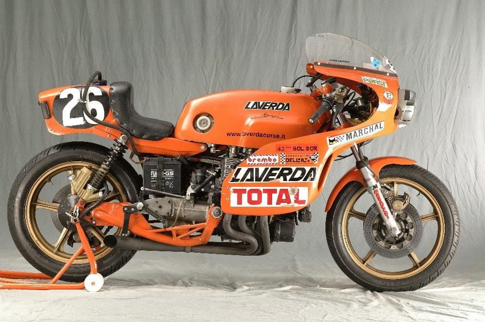 Laverda 1000 cc V6