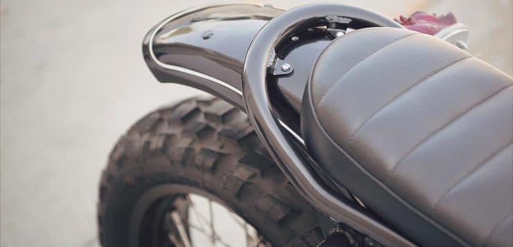 Yamaha SCR950 Scrambler