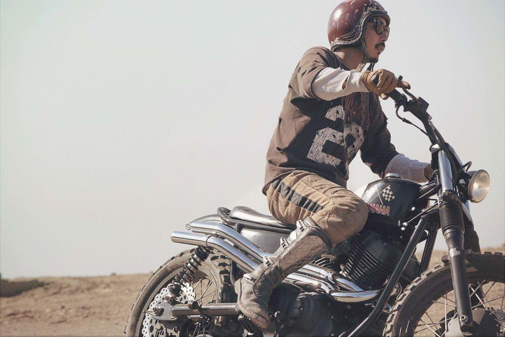 Hinter Brat Style steckt der japanische Custombike-Designer Go Takamine