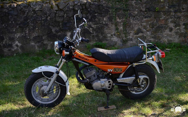 Suzuki Rv  Van Van