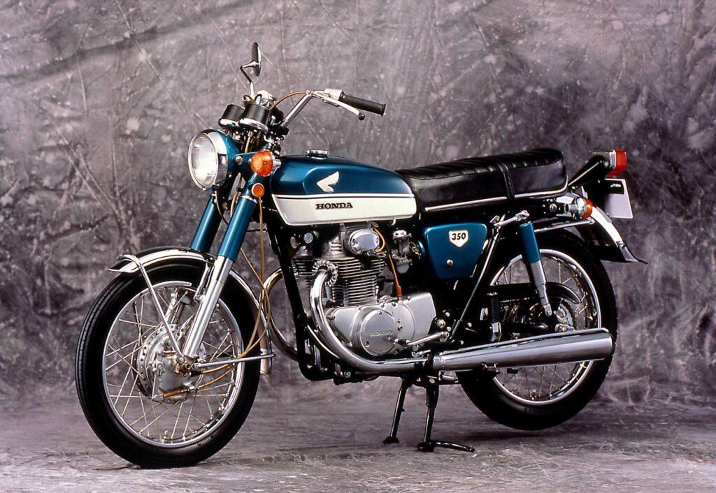 Honda CB 350 K aus dem Jahr 1968