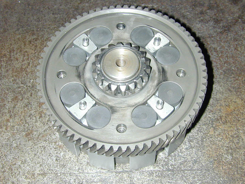 Yamaha RD Kupplung