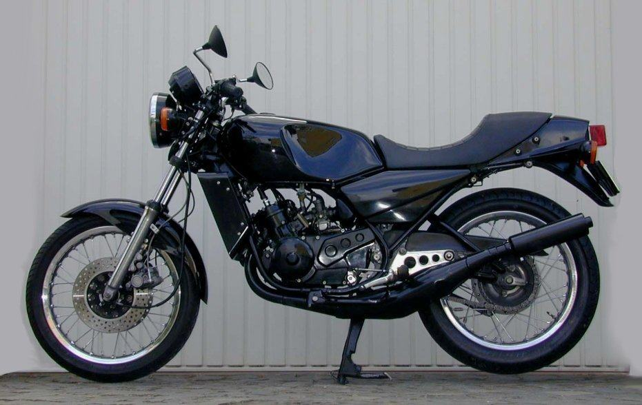 Yamaha RD LC tunen