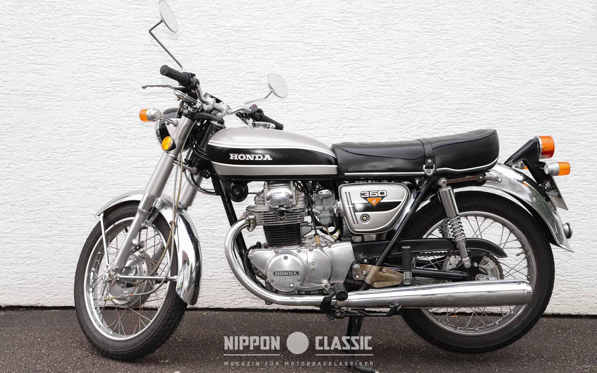 Honda CB 350K
