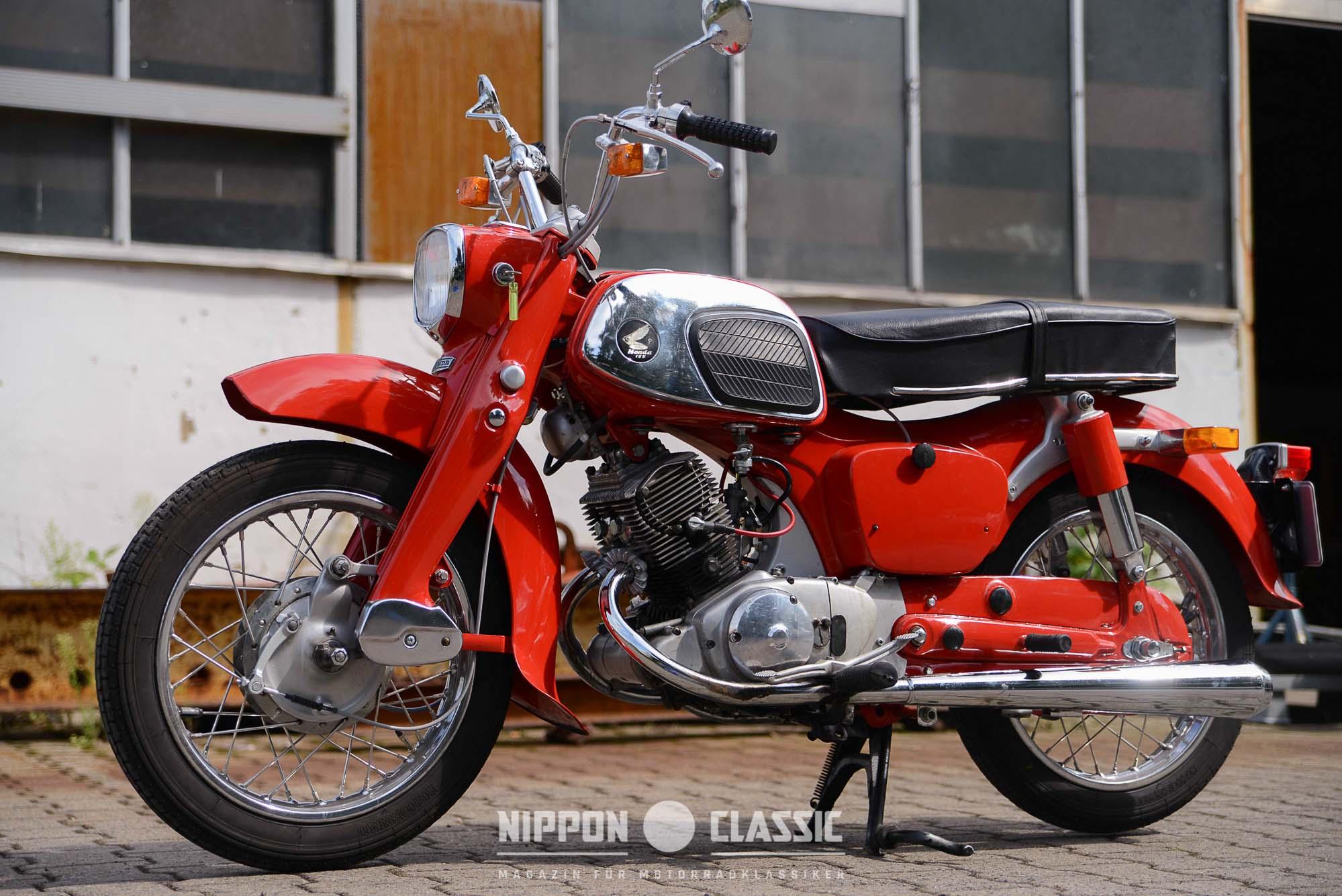 Honda C 92 Benly