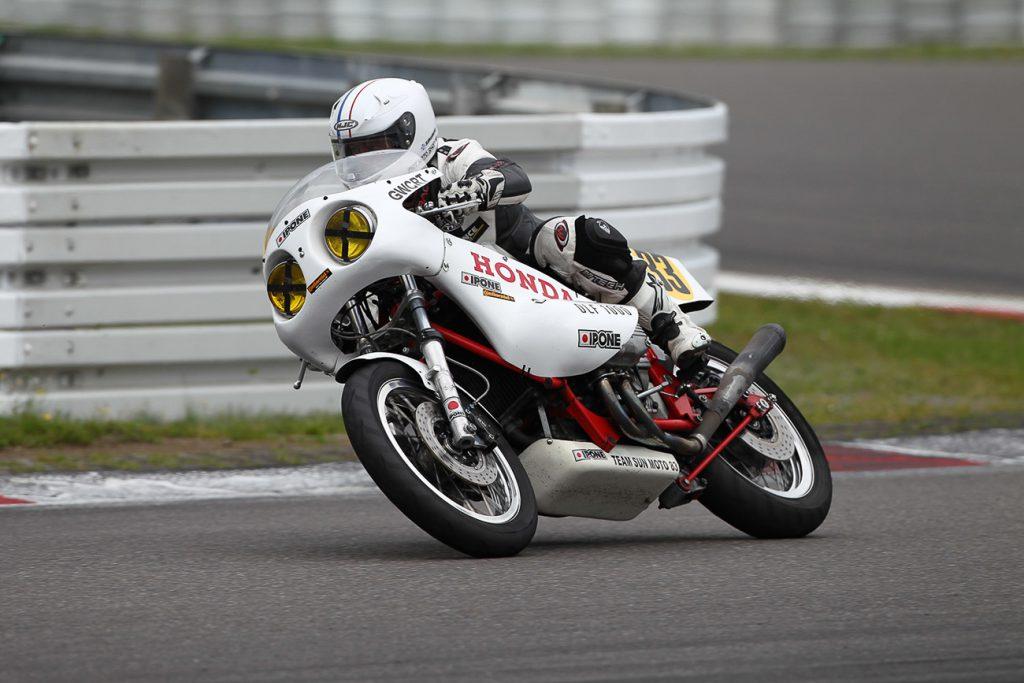 Die Honda GL 1000 Endurance wurde von Pierre Doncque konstruiert