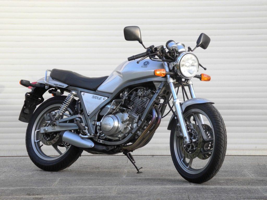 30 jahre yamaha srx 600 eine seltene motorrad sch nheit for Yamaha suzuki of texas