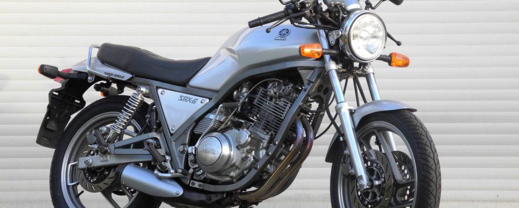 30 Jahre Yamaha SRX 600
