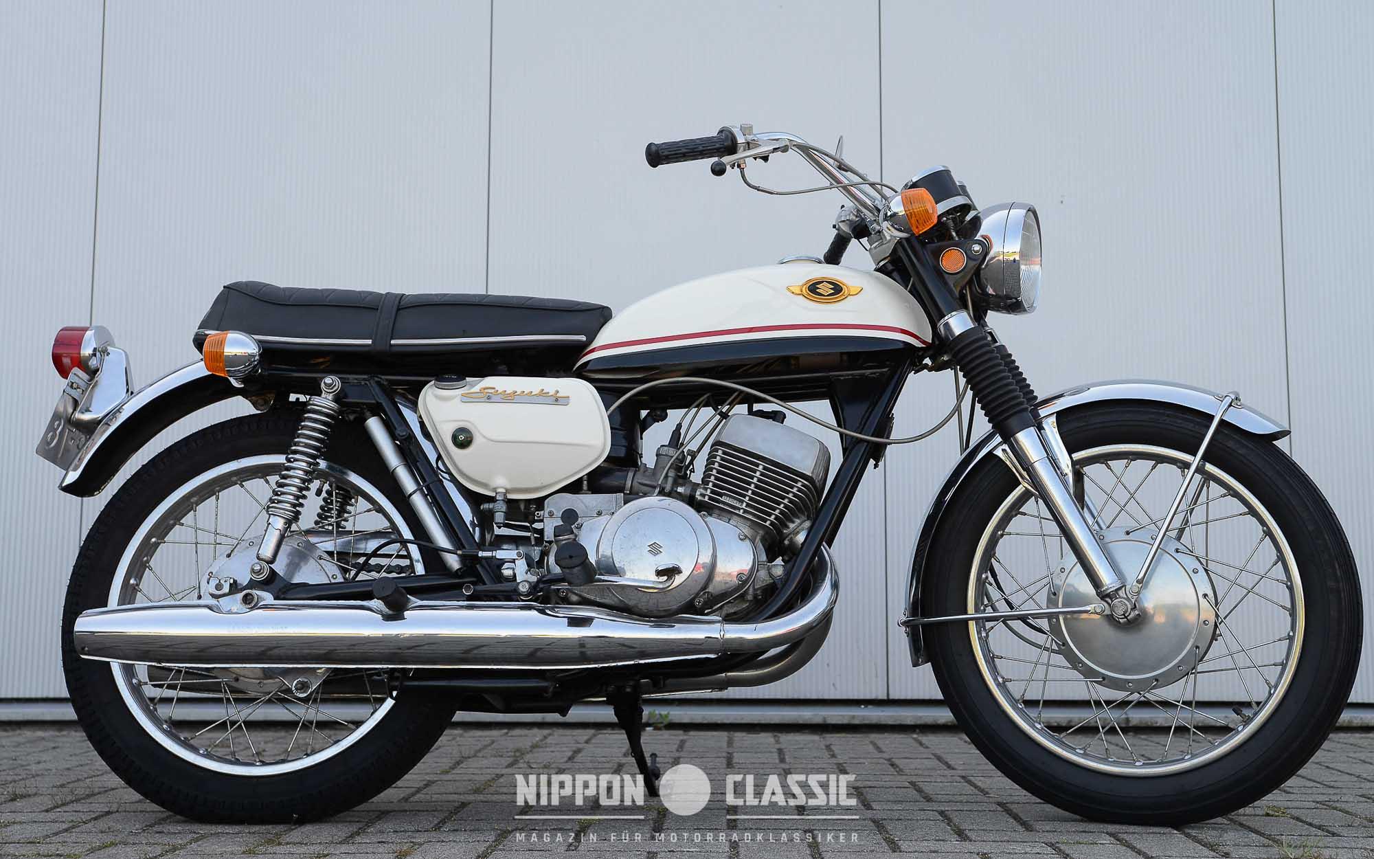 Suzuki T350 Rebell