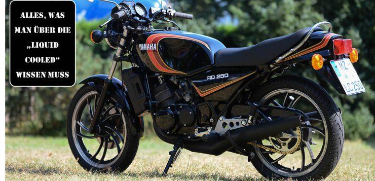 Yamaha RD 250 LC